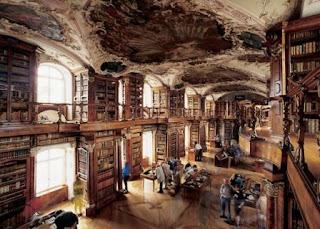 gambar Perpustakaan Termegah Di Dunia