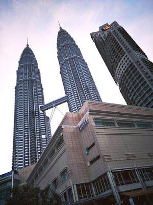 郑明析, 建筑物, 马来西亚, 双峰塔
