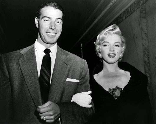 Marilyn Monroe And Joe Dimaggio Their Marriage In 1954