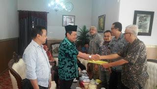 Bahas Praktek Prostitusi, Walikota Dialog dengan Pengurus Yayasan Mojopahit
