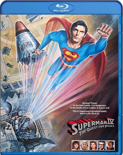 Superman IV: The Quest for Peace [1987] [BD25] [Español Latino – Castellano]