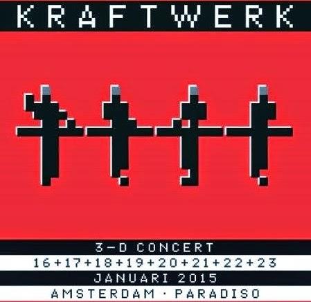 T U B E : Latest Kraftwer's gigs in Amsterdam on guitars101