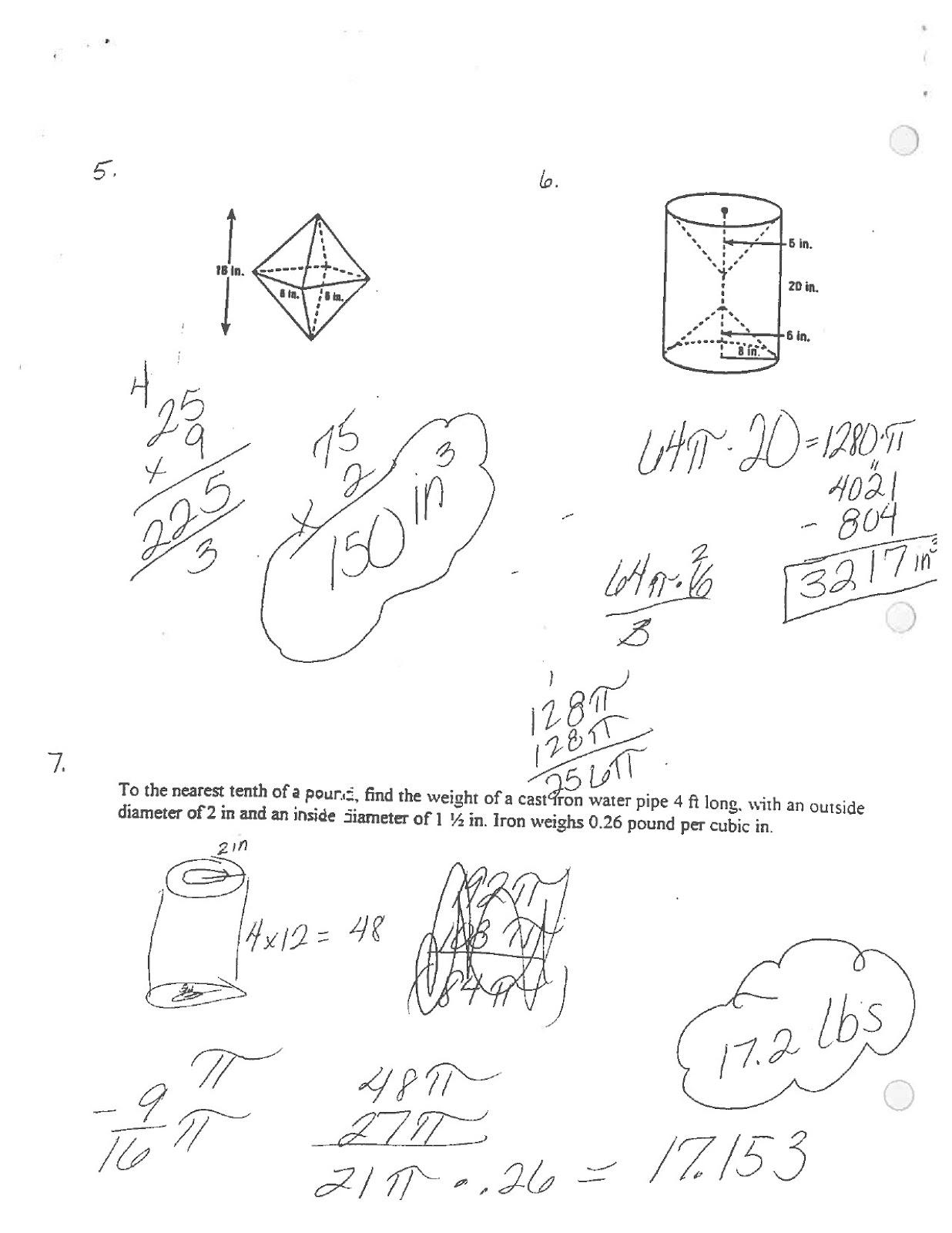 Math Classes Spring Geometry