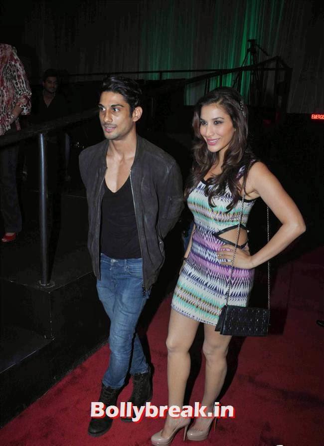 Pratik Babbar and Sophie Choudhary, Hot Celebs at Signature International Fashion Weekend