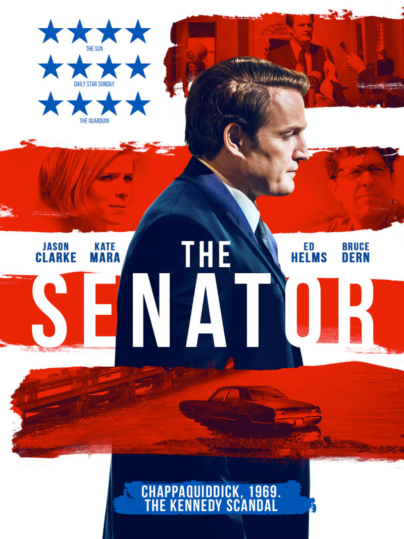 jason clarke the senator dvd
