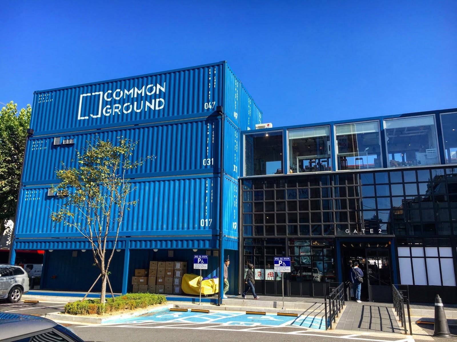 Common Ground - Seoul, South Korea - Travel & Adventure