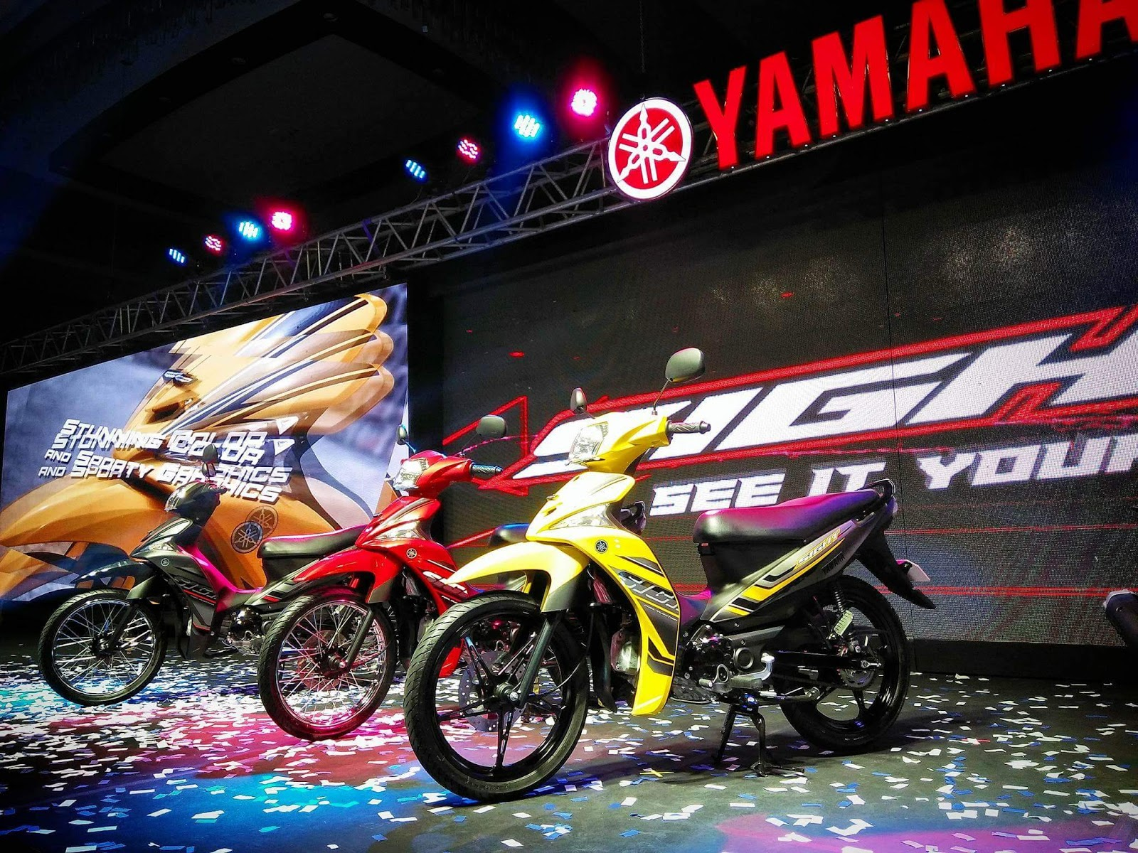Image result for yamaha Sight Cast wallpaper