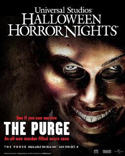 The Purge (2013) คืนอำมหิต