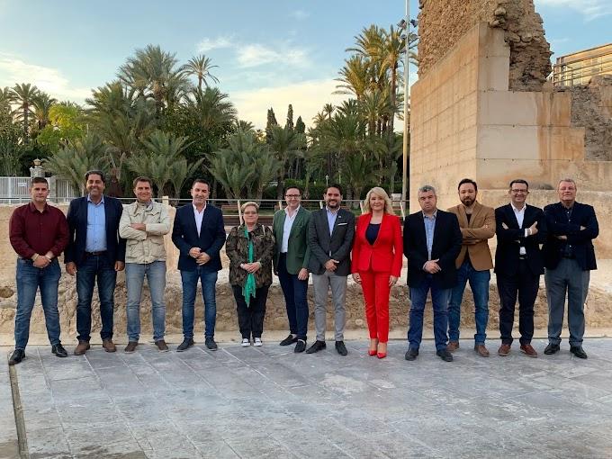 Contigo escoge Elche para presentar a los candidatos a la alcaldía de la provincia de Alicante