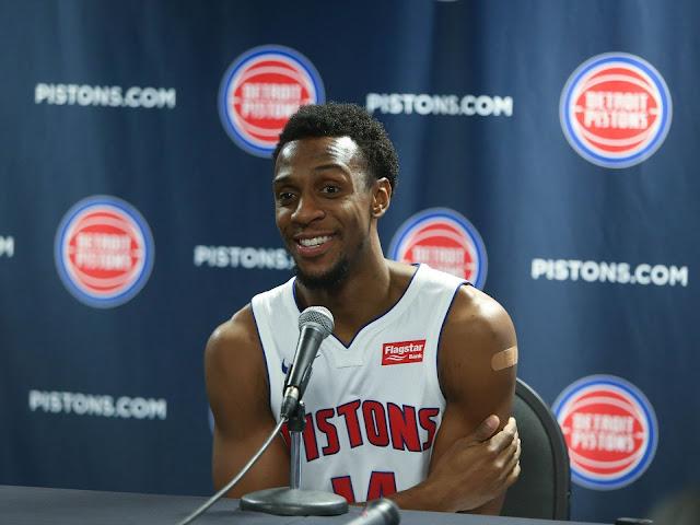 Ish Smith | PistonsFR, actualité des Detroit Pistons en France