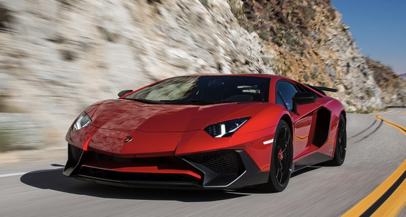 2019 Lamborghini Aventador LP750-4 Superveloce Review ...