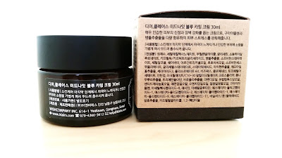 product information in Korean