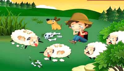 Cổ tích cái thằng chăn cừu