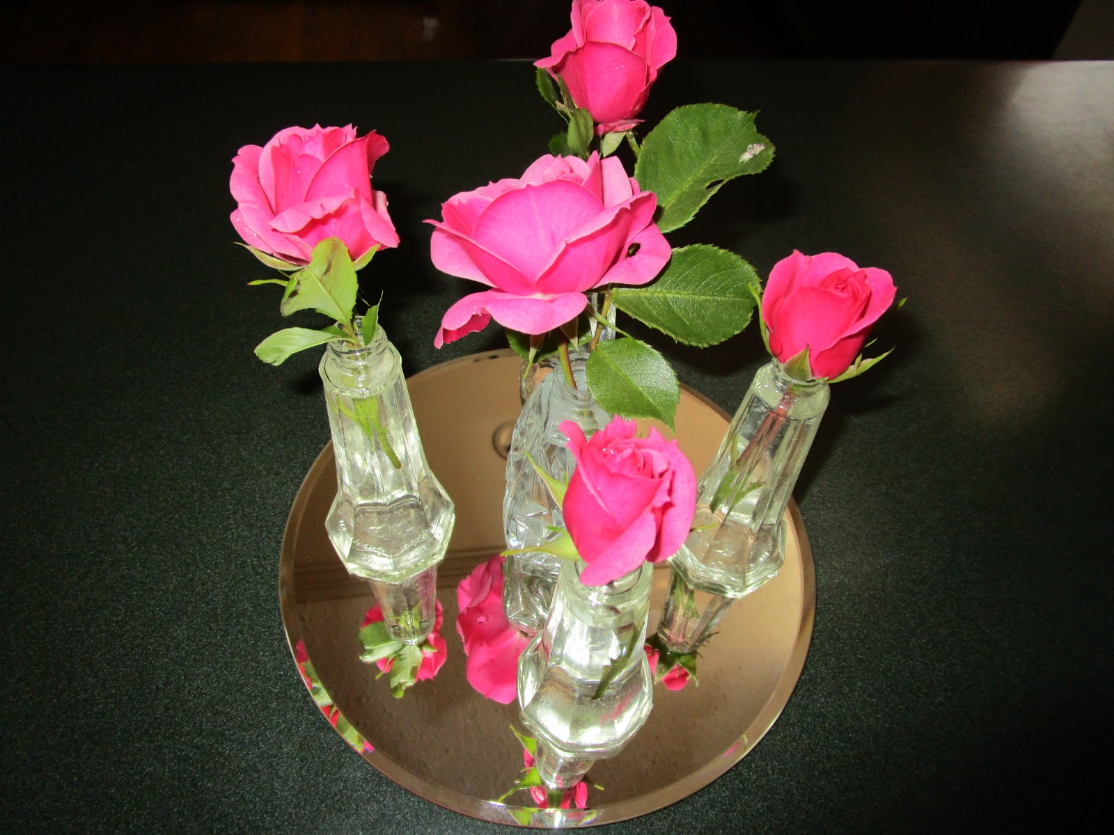 Granny Marigold Flowers