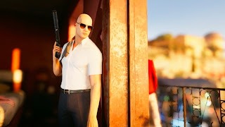 Hitman HD Enhanced Collection PS4 Background