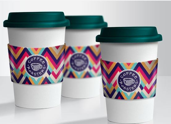 Download Coffee Mug Mockup PSD Terbaru Gratis - Paper Cup Coffee Mockup