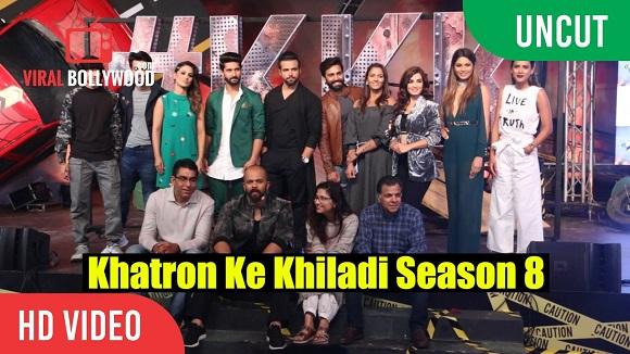 Fear Factor: Khatron Ke Khiladi Season 8 {All Episodes*} 480p HDTV-Rip Direct Download Links