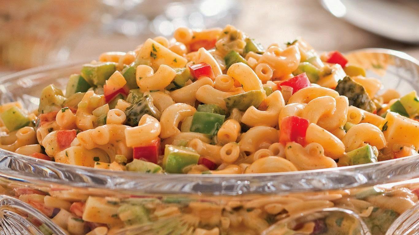 Mis recetas comida hecha en casa receta de ensalada for Cocina para fiestas
