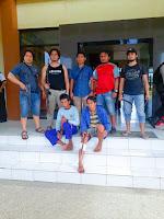 Terduga Pelaku Pencurian Ternak Ditangkap Polisi