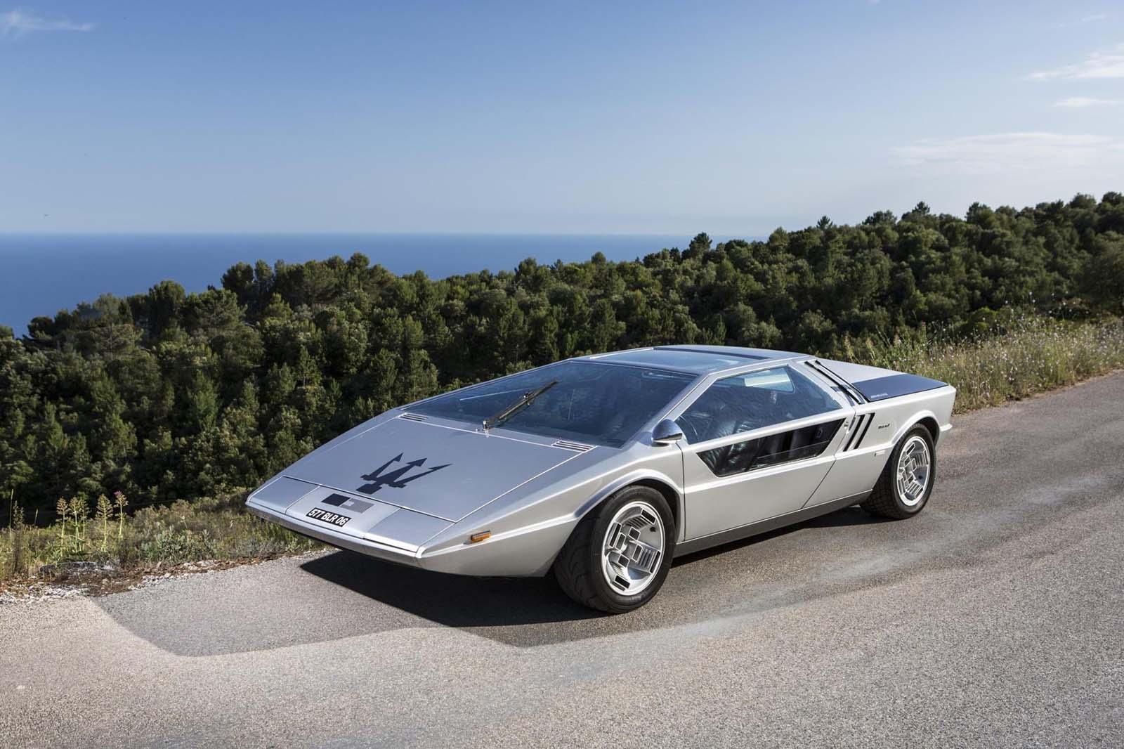 Concept Cars For Sale >> 1972 Maserati Boomerang Concept Car For Sale At Bonhams