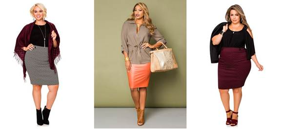 Ashley Stewart Plus Size Fashion Collection 2015