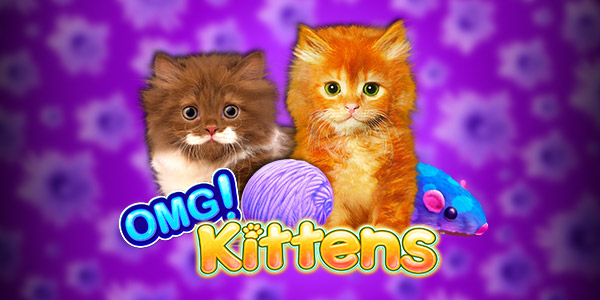 Omg Kittens™ Slot Machine Game to Play Free in WMS Gamings Online Casinos