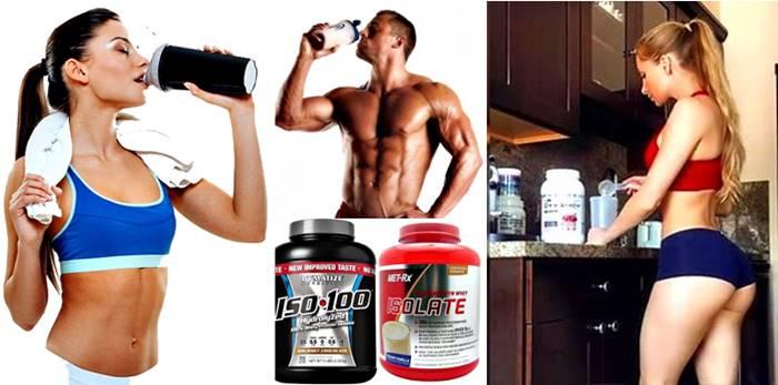 Sí se puede tomar batidos de proteínas en polvo varias veces al día