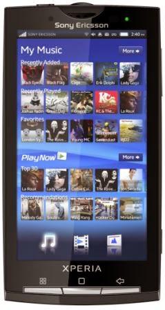 Harga HP Sony Ericson Teranyar dan Spesifikasinya