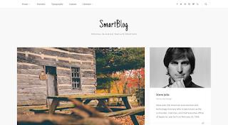 SmartBlog Blogger Template