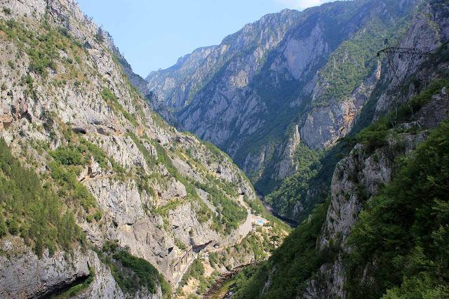 Cânion Piva – Montenegro