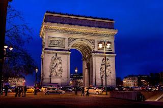 Arc De Triomphoe