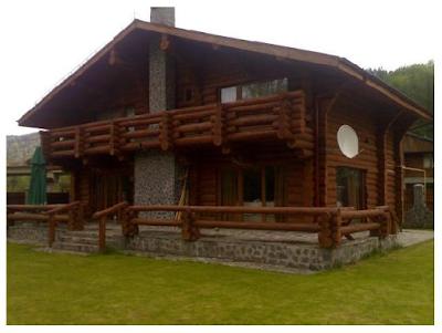 Constructii case vile structura pe lemn - monolit | Amenajari interioare case pret.