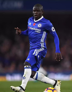 Ngolo Kante pfa player of the year 2017 nominee