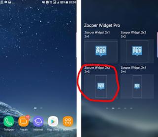 cara merubah tema android menjadi galaxy s8 di semua type android samsung