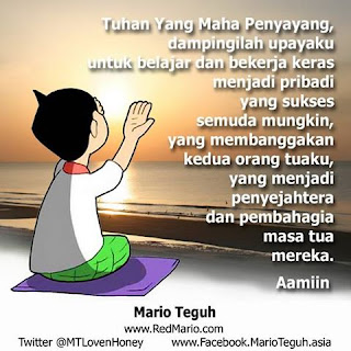 Motivasi Mario Teguh