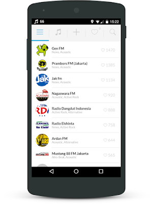 Aplikasi Radio Indonesia v4.3.1 Apk For Android