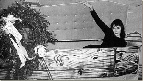 Tarantula Ghoul, Halloween music