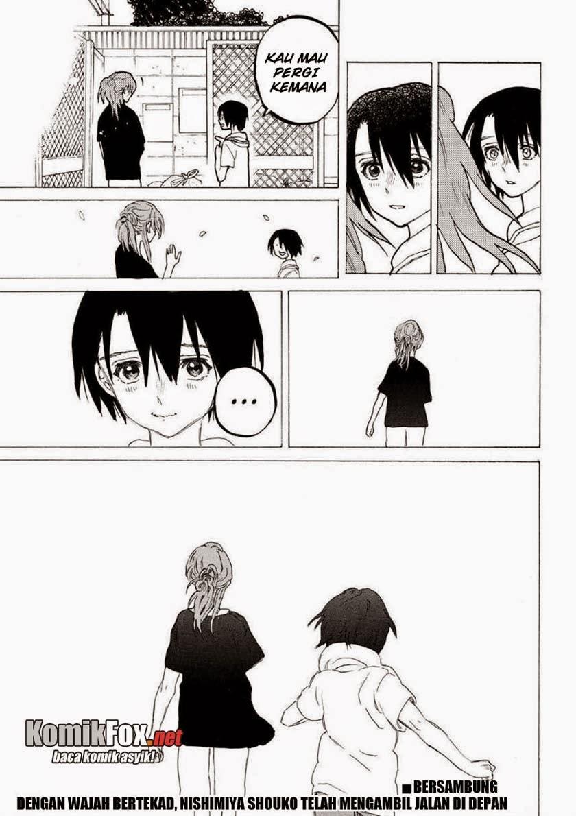 Koe no Katachi Chapter 45-17