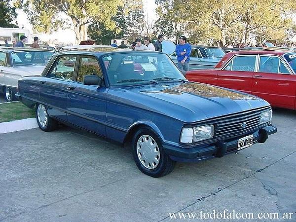 Ford Falcon 1991