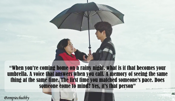 korean drama quotes goblin dokkaebi com