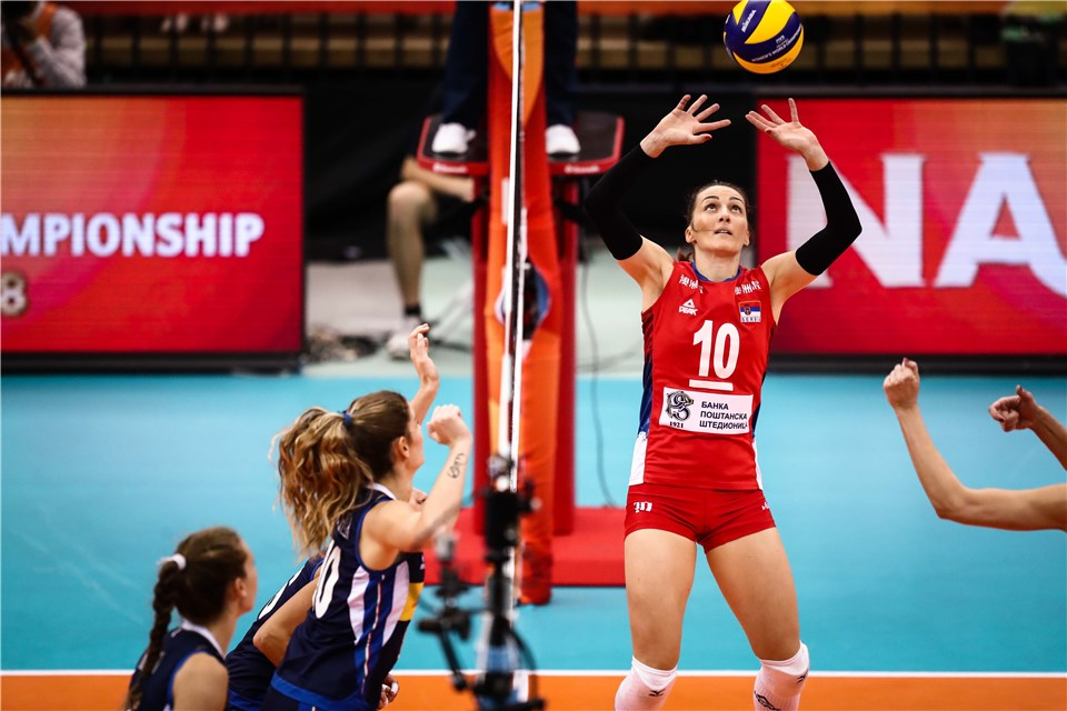 Semifinalistas Definem Confrontos China X Italia Servia X Holanda