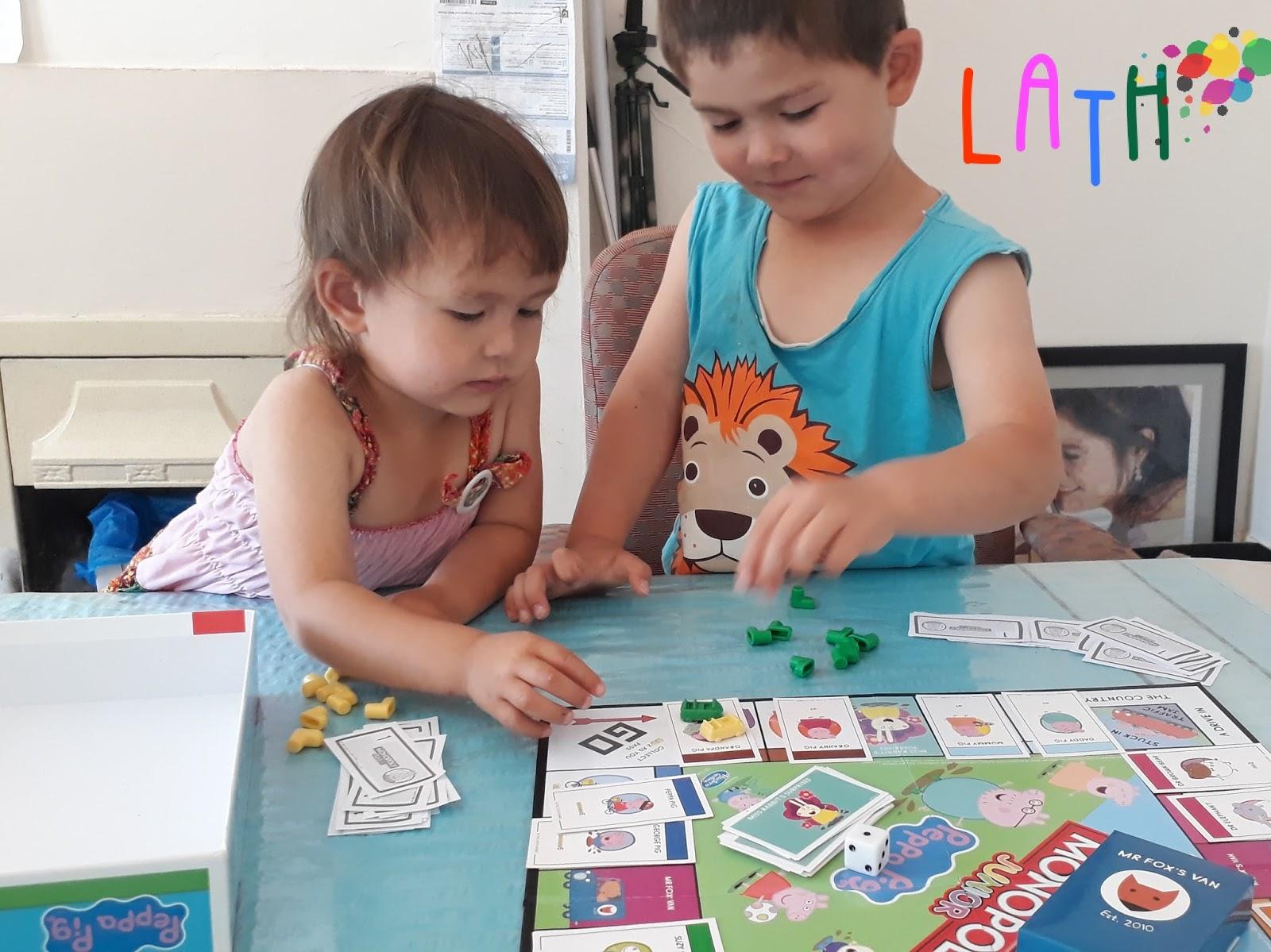 Kết quả hình ảnh cho preschool play board game