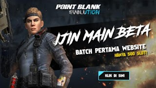Point Blank Evolution, Pengganti Point Blank Garena yang Baru!