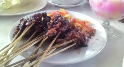 Sate Maranggi Cibungur Kuliner Purwokerto