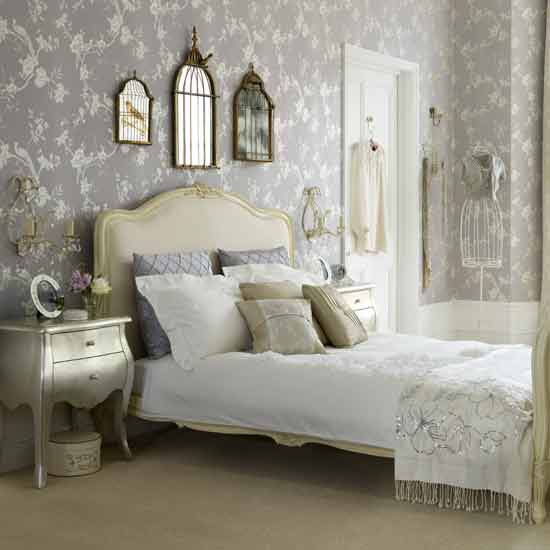 French Bedroom Design Ideas: French Style Bedroom Interior