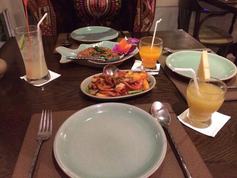 Restaurante Baan Khanitha