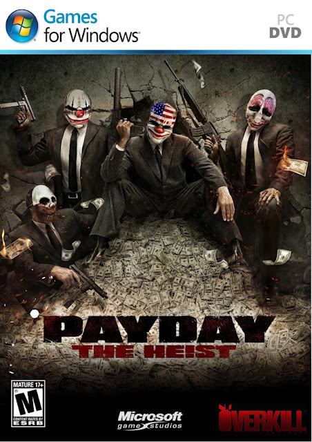 PayDay-The-Heist-Download-Cover-Free-Game