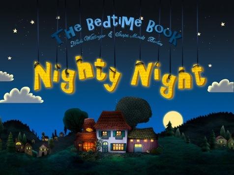 4268892a56 Kids  Book Review  ebook Review  Nighty Night