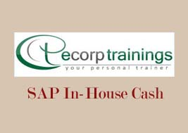 SAP In-House Cash training in Hyderabad