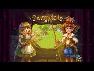 farmdale unlimited crystal apk